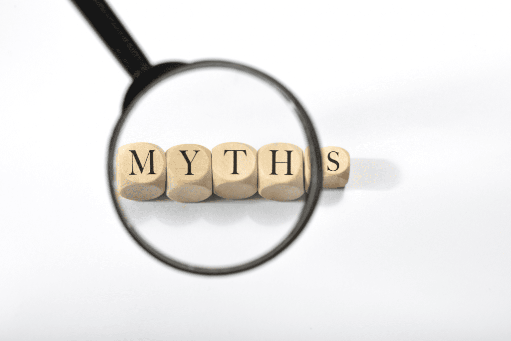 myths reagrding breast cancer