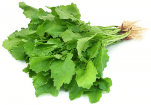 Mustard leaves for anaemia