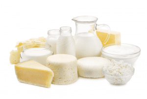 milk products for anaemia