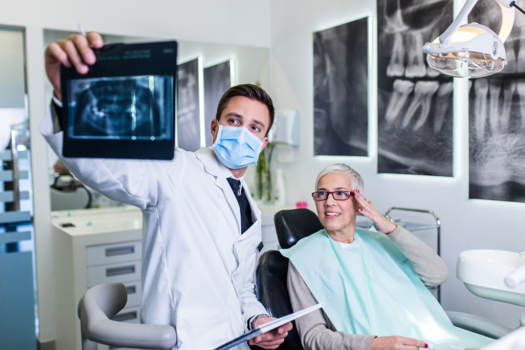 Diagnosis of mandibular tori