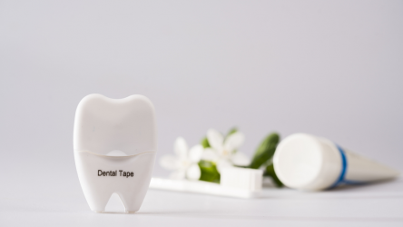 Dental Tape: Types, Uses, and Modifications